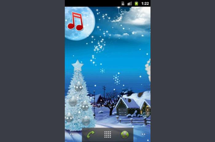 Christmas Live Wallpaper gratuit