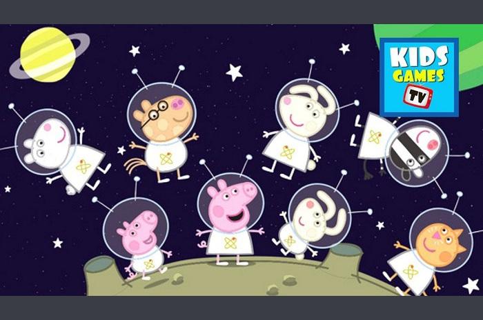 Peppa Space igra