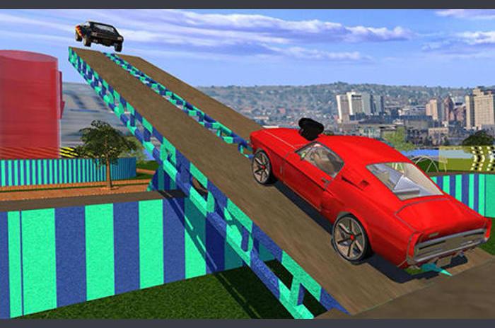 Ekstremni gradske GT rampe zaustave