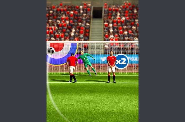 Scutura fotbal 17