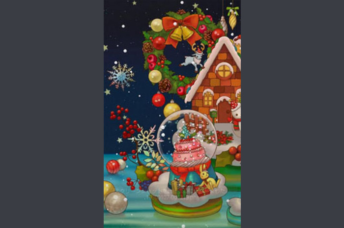 Christmas Decorations [FL.ver]