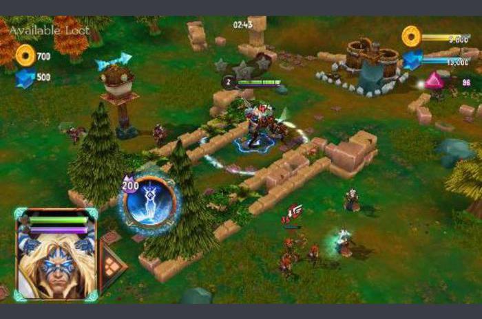 Battle of Heroes: Land of Immortals