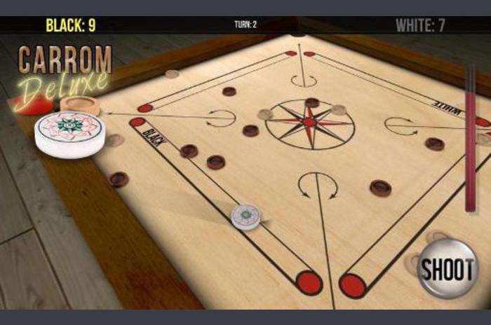 Carrom luxe