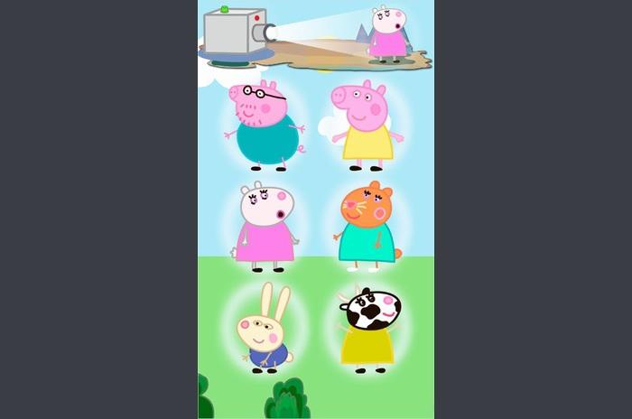 Peppa Pig Baby Spelletjes