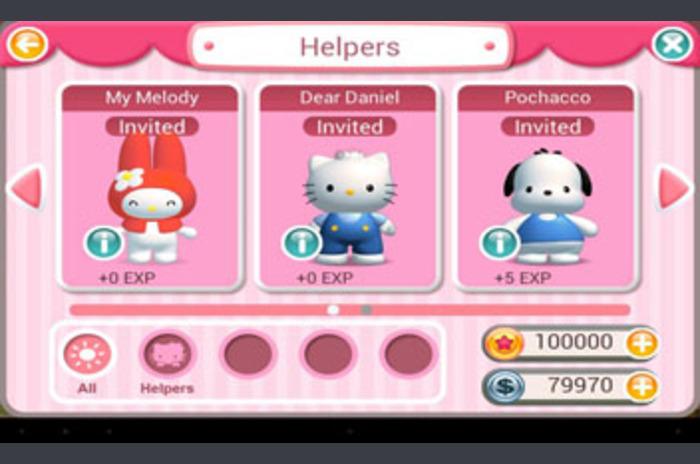 Hello Kitty's Garden
