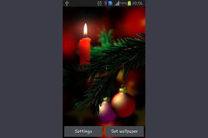Boże Narodzenie 3D