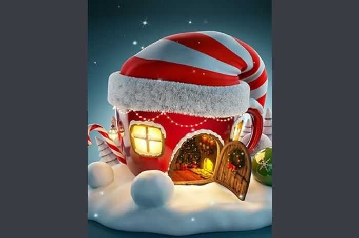 Christmas 3D by Wallpaper qhd