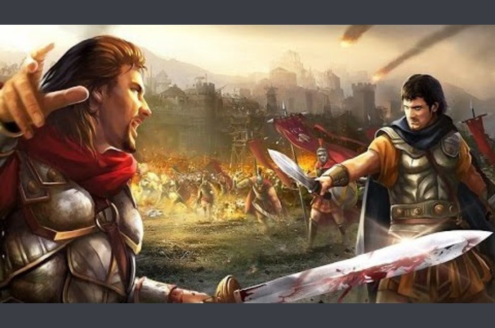 الحرب الإمبراطورية: العمر الأبطال
