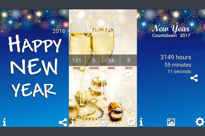 Anul nou numărătoarea inversă 2017