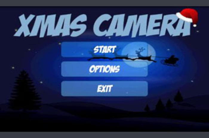 XMAS Kamera