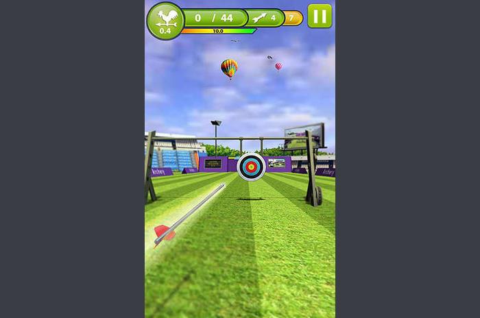 ยิงธนู 3D ต้นแบบ