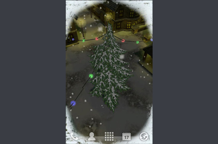Christmas Tree 3D Demo