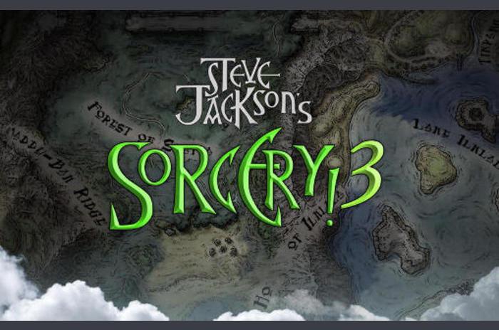 Steve Jacksons Sorcery!  3