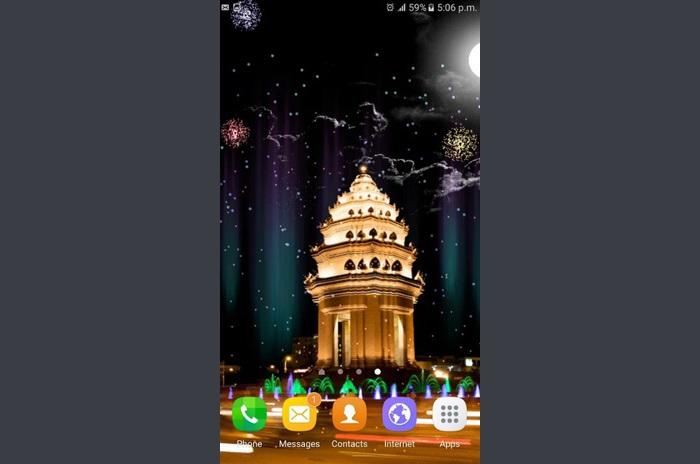 Anul Nou Live Wallpaper