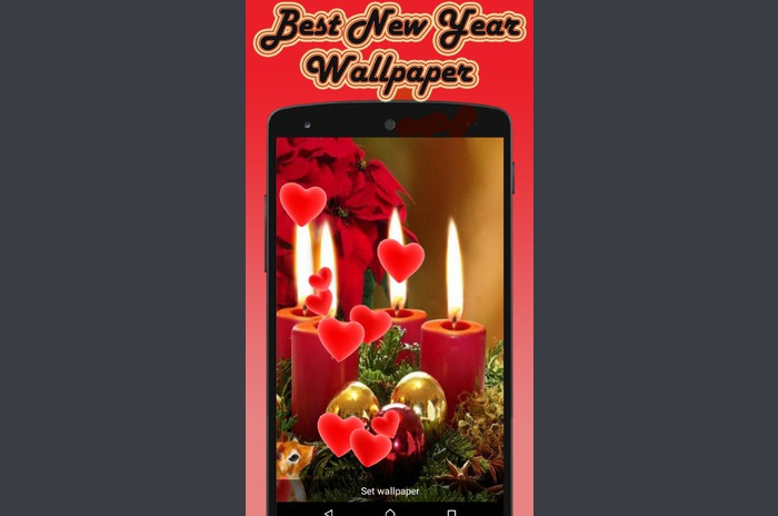 New Year 2017 Live Wallpaper