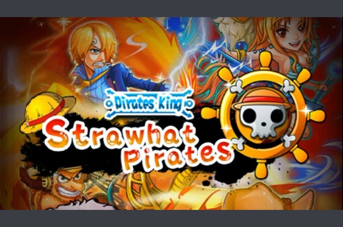 StrawHat pirates: Pirates roi.  Romance Dawn