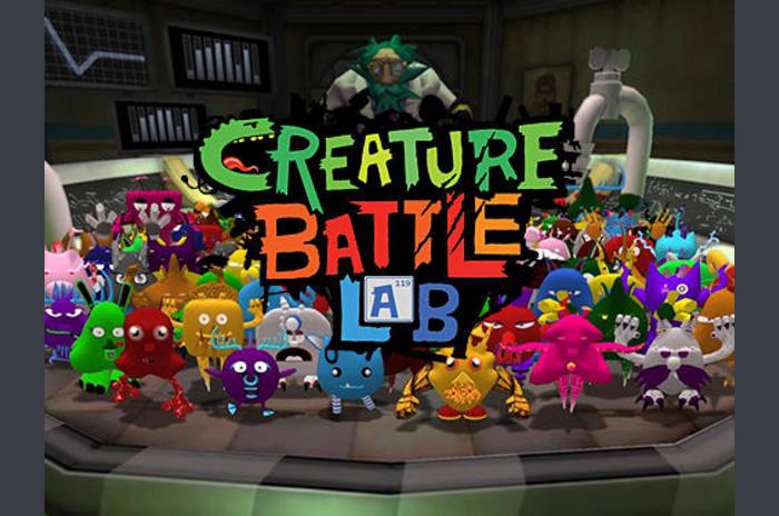 Creature battle lab