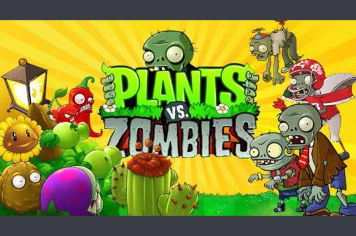 Plants vs Zombies et maman