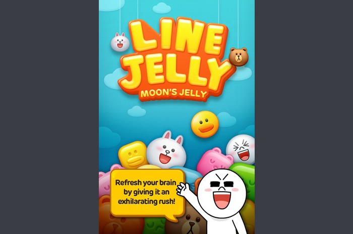 LINE JELLY