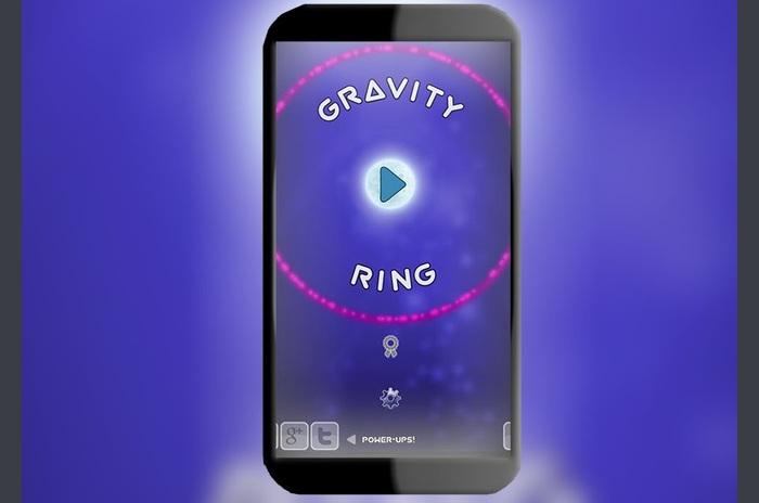 Gravity gyűrű