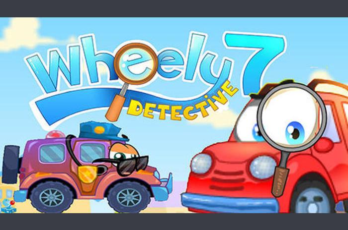 Wheelie 7: Detective