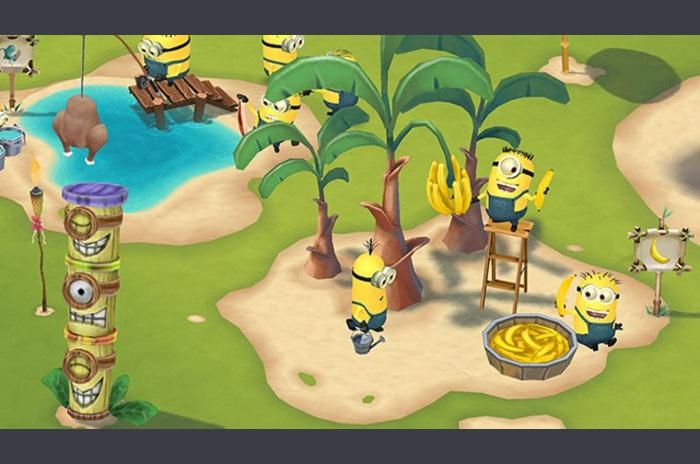 Minions Paradis