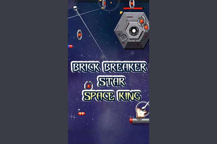 Tégla megszakító csillag: Space király