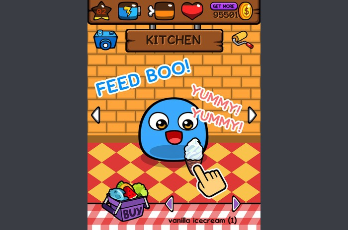 My Boo - Su Virtual Pet Game