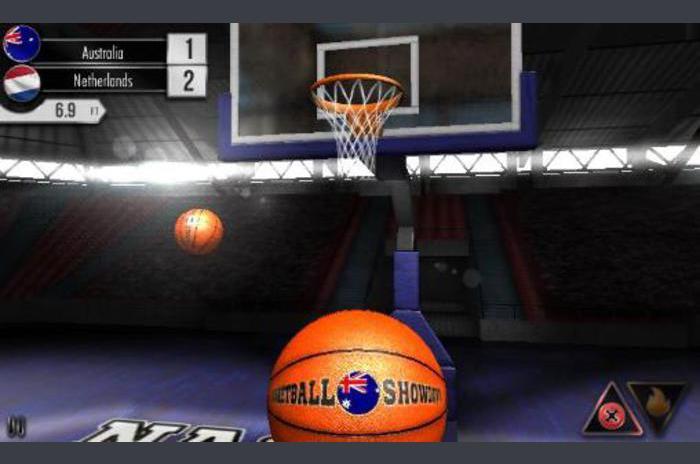 Basketbal showdown 2015