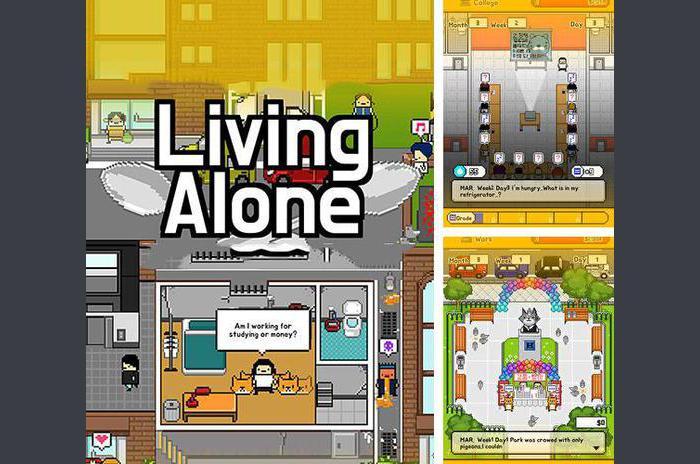 Żyjąc samotnie