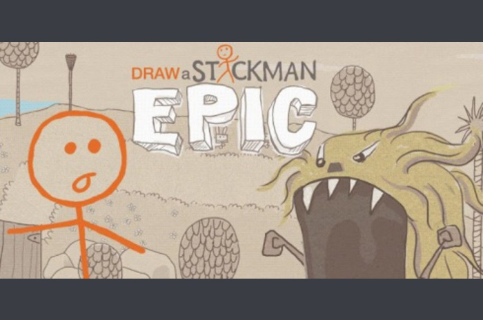 Teken een Stickman: EPIC Gratis