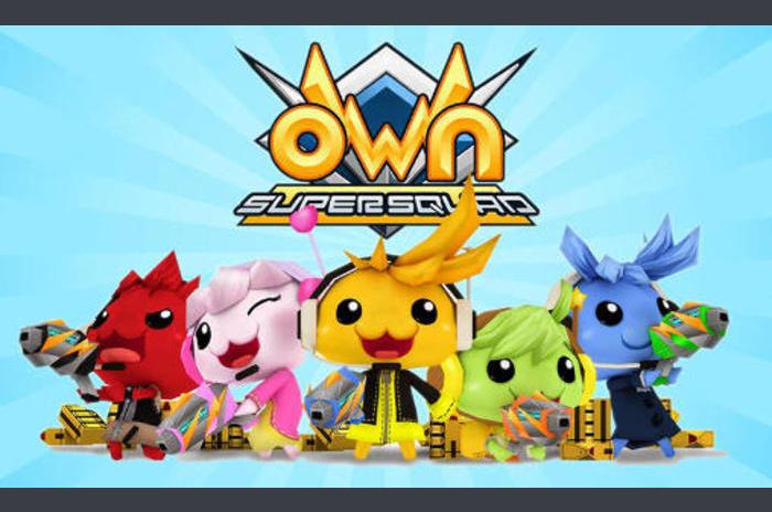 Own super squad