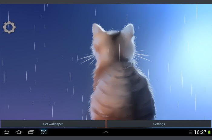 Rainy Day Lite