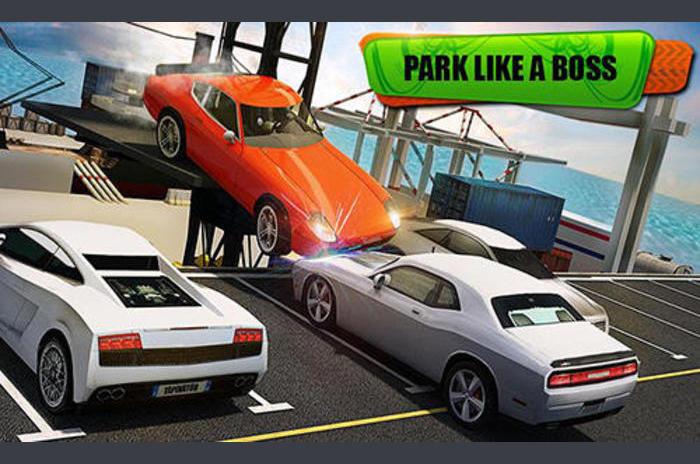 Parkolni, mint egy főnök