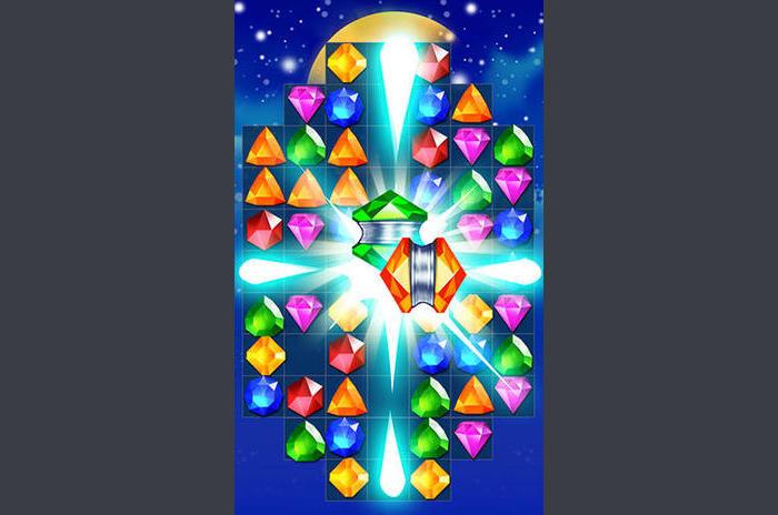 Gems witch legend
