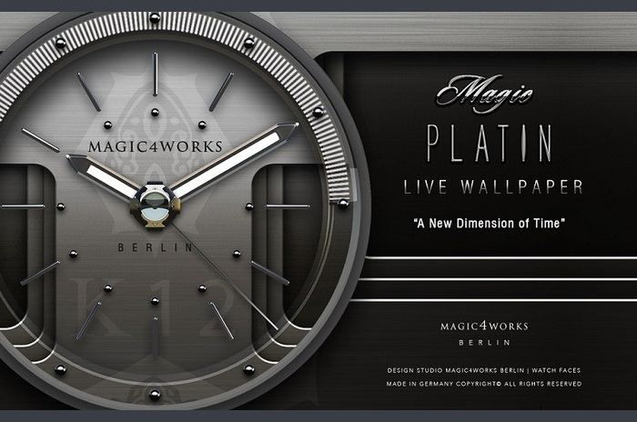 Designer Mega Clock Bundle LWP