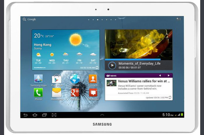 10 beste tablets op basis van Android