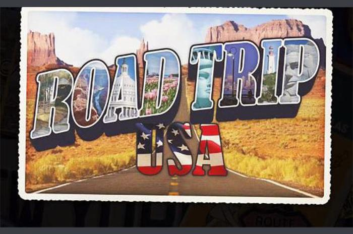 Road trip ABD