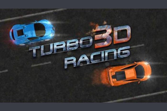 Turbo racing 3D: Nitro auto trafic