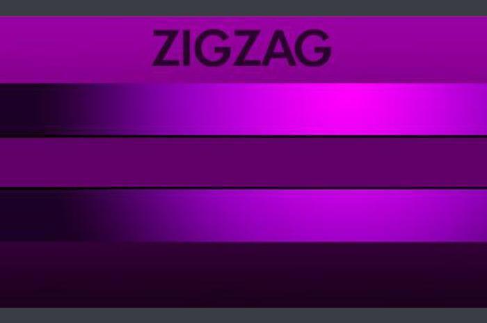 3D zigzag: Pared Hit