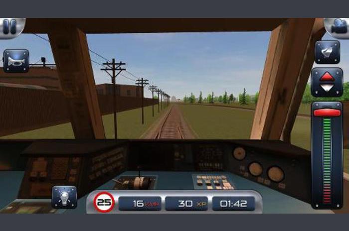 Pociąg sim 15