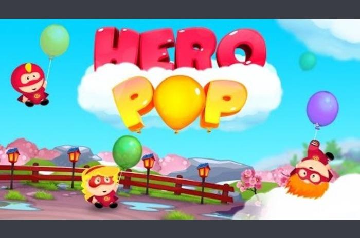 Erou pop