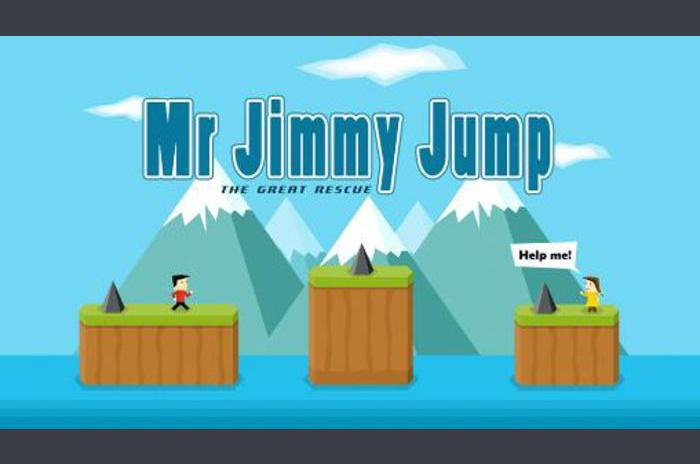 Mr.  Jimmy Jump: The great rescue