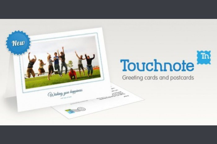 Touchnote Postcards