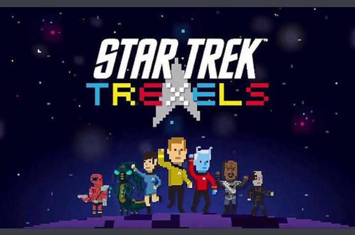ช่วงระยะการเดินทางดาว: Trexels