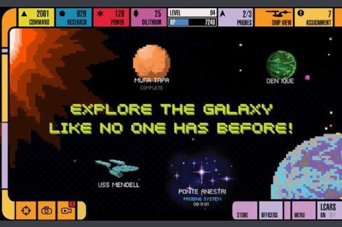 Star Trek: Trexels