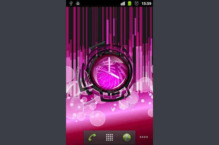 Tatu-clock HD