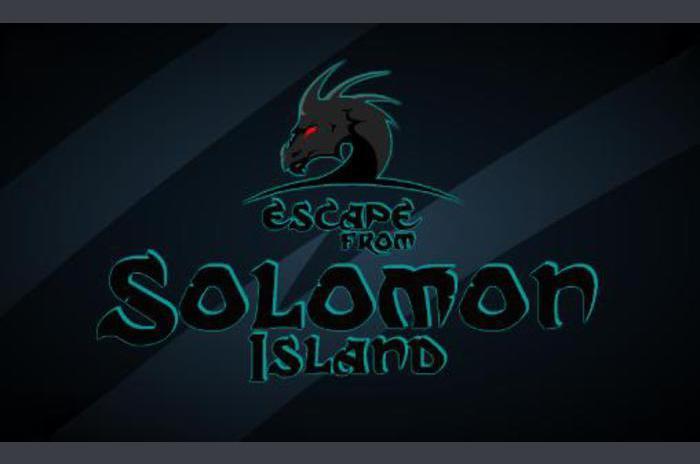 Ucieczka z wyspy Salomona