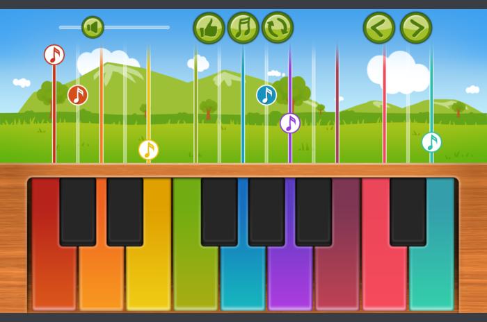 Fun Baby Piano