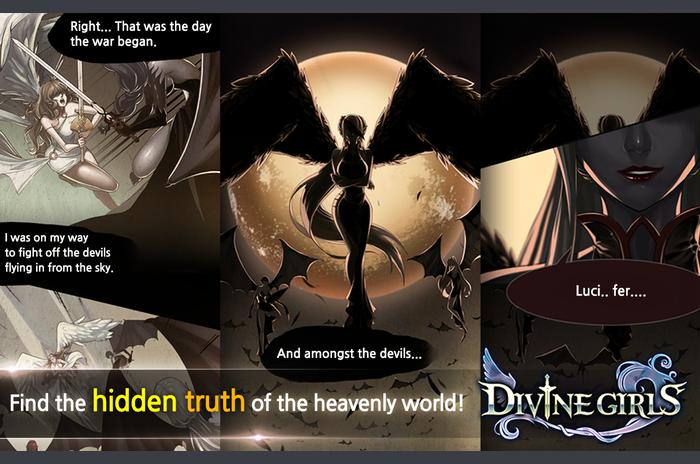 Fetele Divine